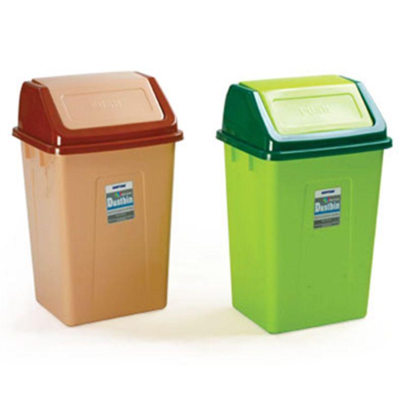 Thùng đựng rác nắp lật