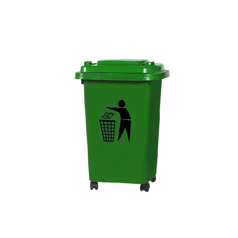 Thùng rác y tế 60 lít Paloca