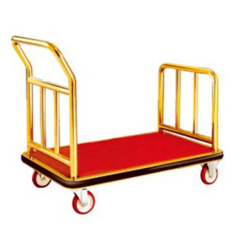 xe đẩy hành lý khách sạn