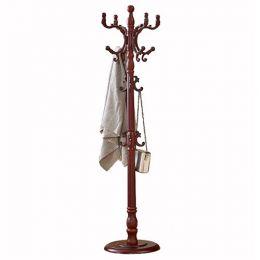 Cây treo quần áo bằng gỗ tân cổ điển