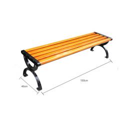 Kích thước ghế băng công viên Composite