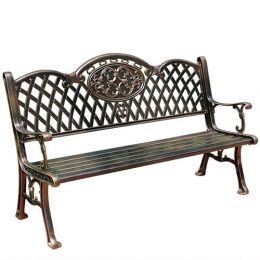 Ghế sắt công viên