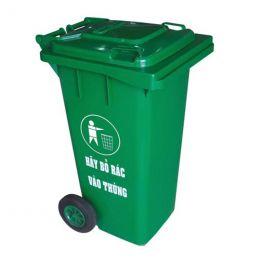Phân biệt thùng rác nhựa HDPE và Composite