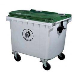 Thùng rác nhựa HDPE bốn bánh