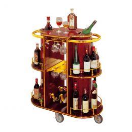 Xe đẩy phục vụ rượu WY-13A