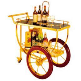 Xe phục vụ rượu có bánh xe WY-37