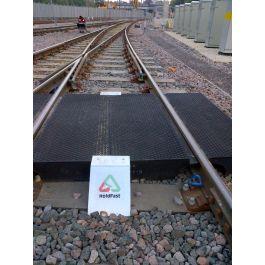 tấm lót đường ray tàu chất lượng cao