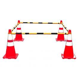 Thanh chắn cọc giao thông