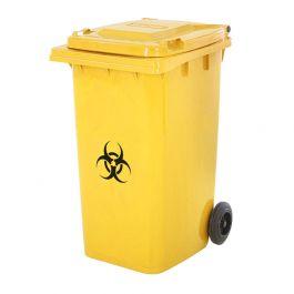 Thùng rác nguy hại