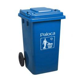 Thùng rác nhựa 80L màu xanh da trời