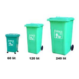 Thùng rác nhựa composite