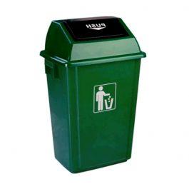 Thùng rác nhựa nắp bập bênh giá rẻ