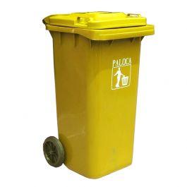 Thùng rác nhựa y tế 120L