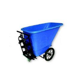 Xe thu gom rác 450 lít