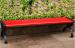 Kiểu dáng hiện đại ghế băng công viên bằng gỗ không tựa thích hợp cho nhiều không gian khu nghỉ dưỡng, khách sạn, công ty,...
