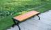 Ghế băng công viên Composite thích hợp cho nhiều không gian sân vườn