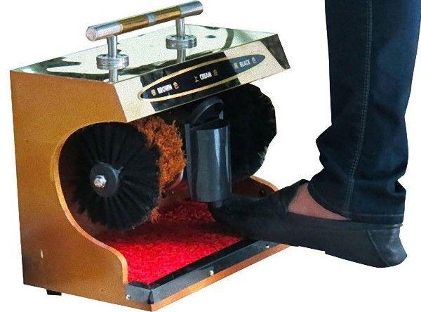 Máy đánh giày mini dành cho gia đình và văn phòng