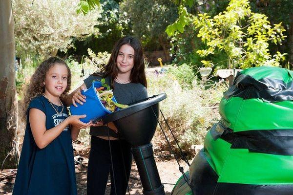 Hệ thống tái chế rác thải sẽ giảm thiểu được phần lớn lượng rác hữu cơ
