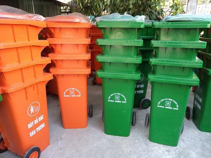 Bán buôn, bán lẻ thùng rác tại Lạng Sơn