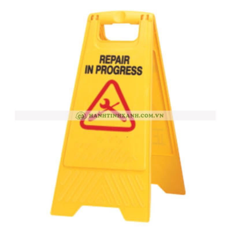 biển báo sửa chữa