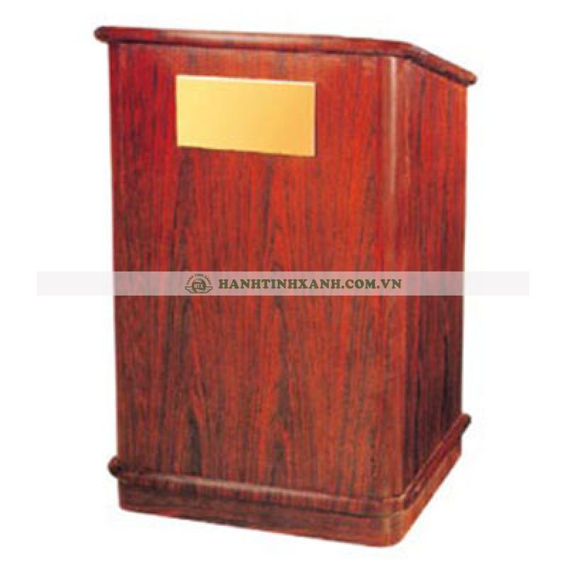 bục gỗ phát biểu