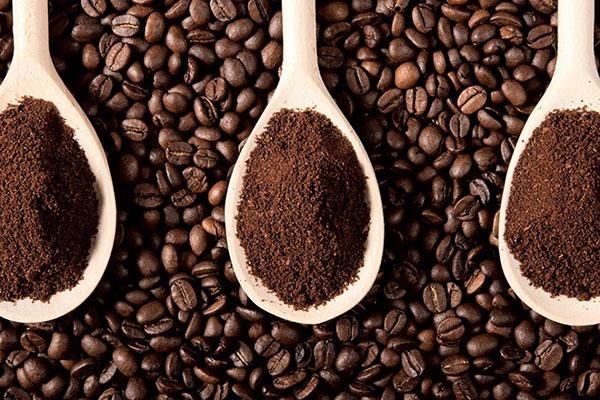 Khử mùi bằng hạt cà phê