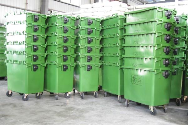 Đại lý cung cấp thùng rác tại Thừa Thiên Huế uy tín