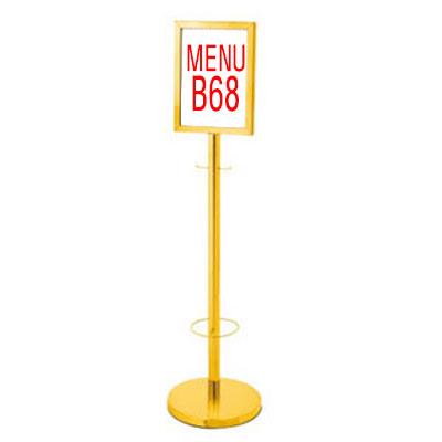 bảng danh mục sản phẩm b68