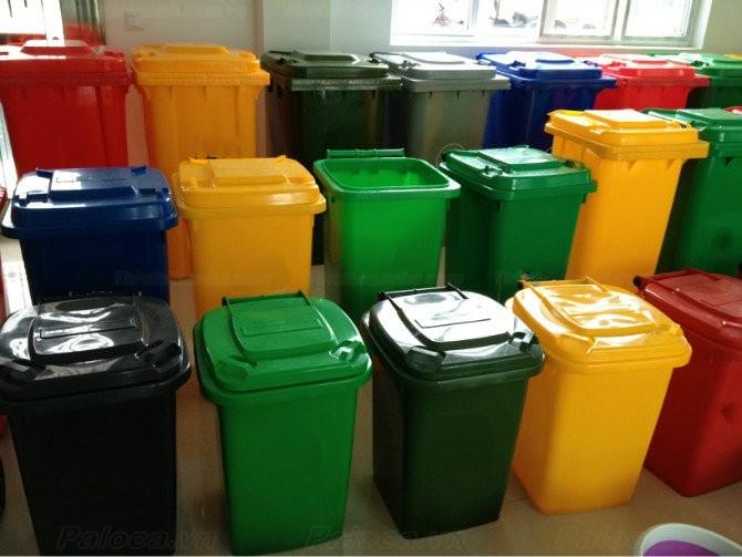 Địa chỉ mua thùng rác tại Kon Tum giá rẻ nhất