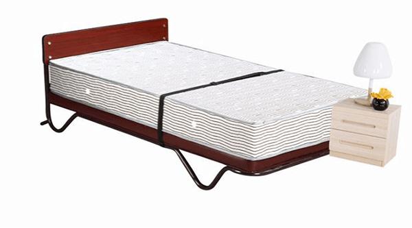 Kiểu dáng thanh lịch của giường phụ khách sạn, thiết kế thông minh dễ vận chuyển và tháo lắp