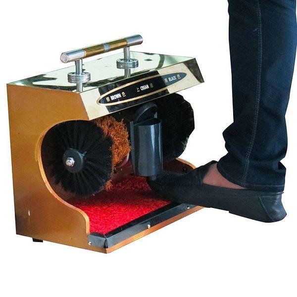 Máy đánh giày mini nhỏ gọn luôn là sự lựa chọn hoàn hảo cho mọi gia đình