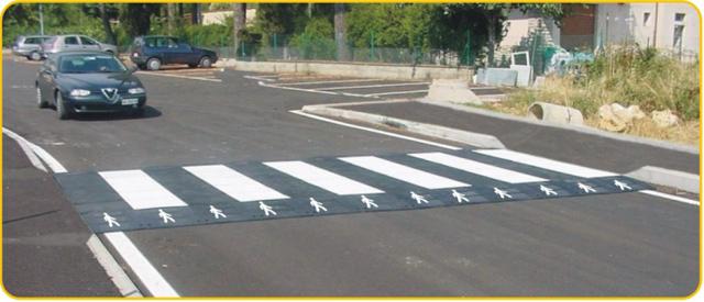 lối qua đường cho người đi bộ
