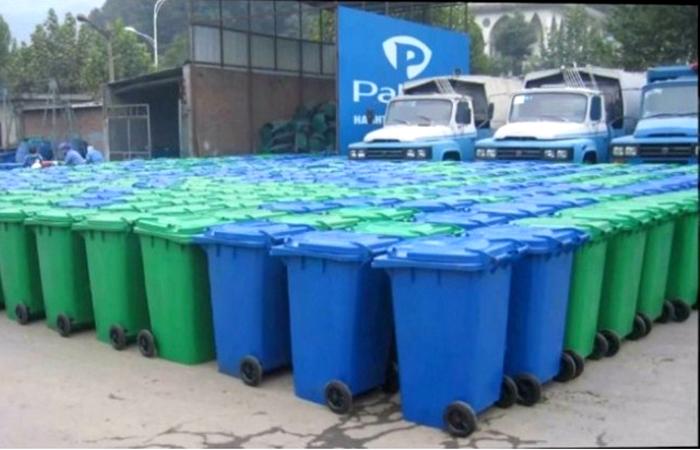 Mua thùng rác công cộng tại Hà Nội