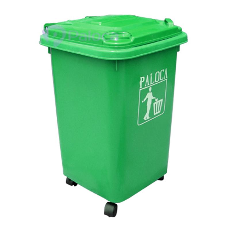 Thùng rác công cộng 50L