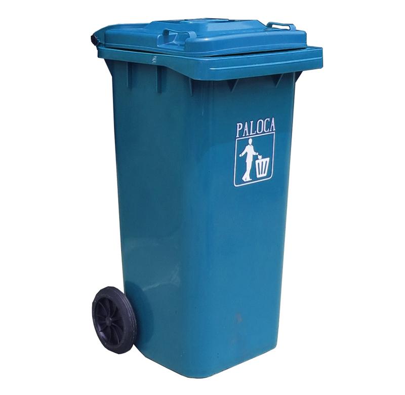 Thùng rác công cộng Hà Nội