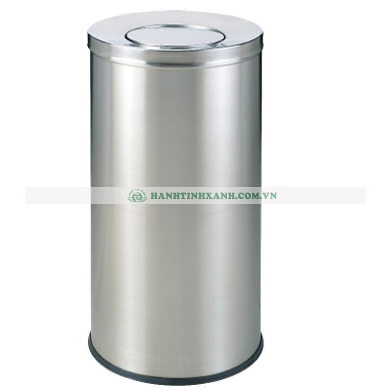 thùng rác tròn A35