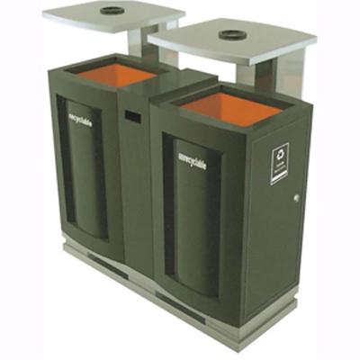 thùng rác kim loại PG-EX048