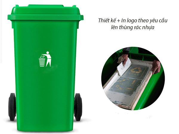 Thùng rác Hành Tinh Xanh