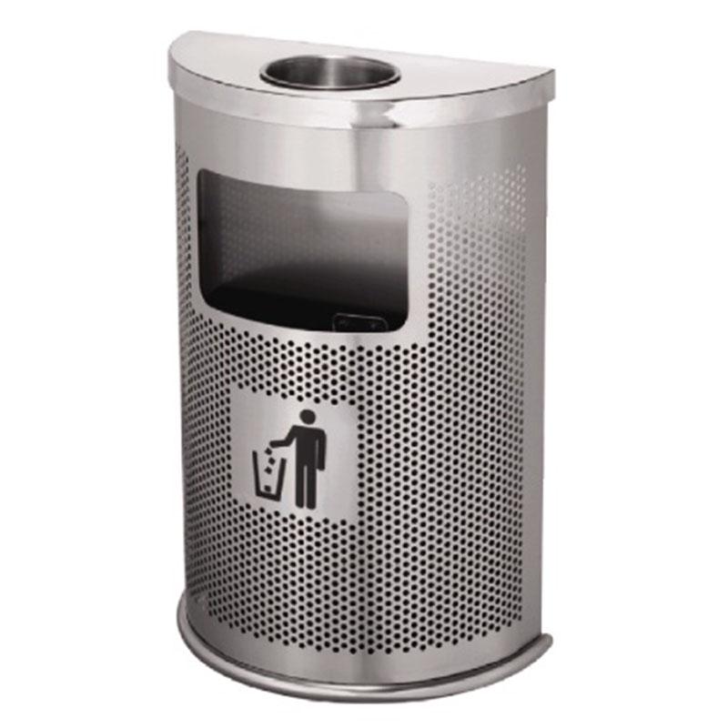 thùng rác ngoài trời a55