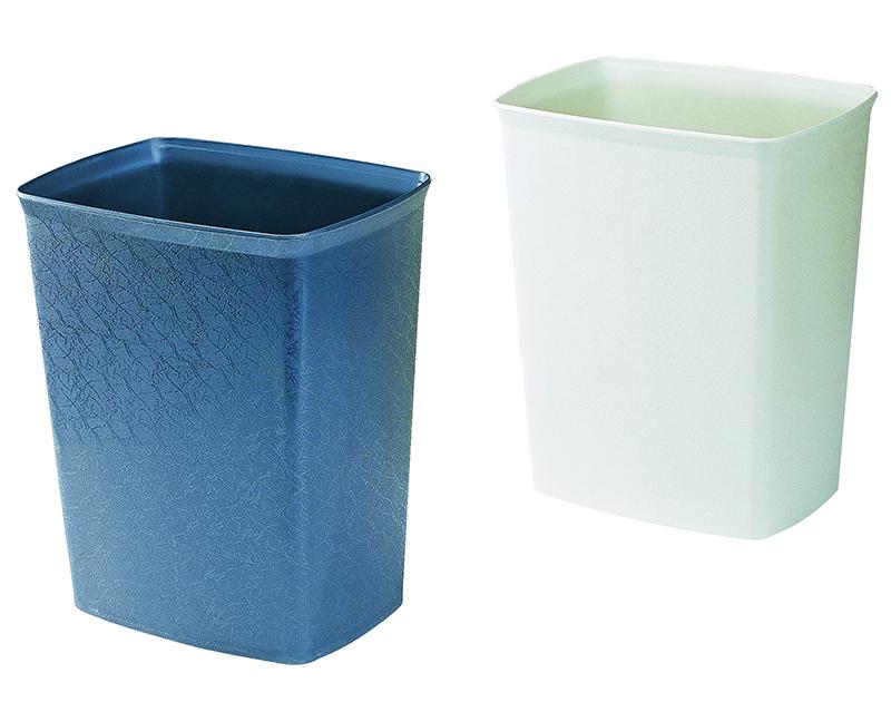 Thùng rác nhựa không có nắp