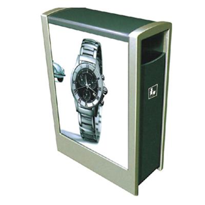 thùng rác quảng cáo PG D-X0020