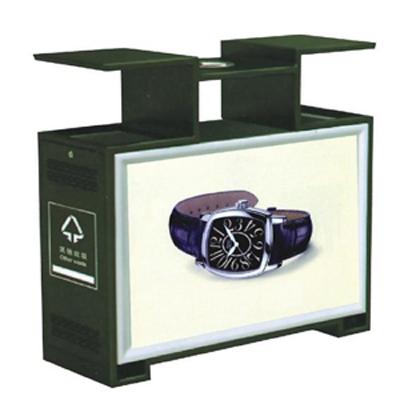 thùng rác quảng cáo PG D-X0023