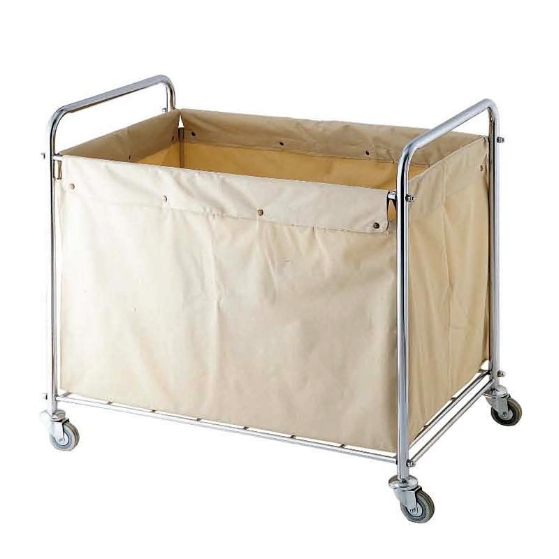 Xe chở đồ giặt là bằng inox
