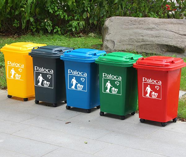 Mua thùng rác 60l Paloca