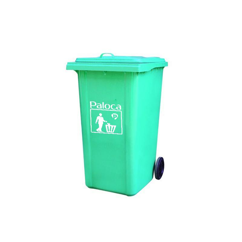 THùng rác composite 120 lít Paloca