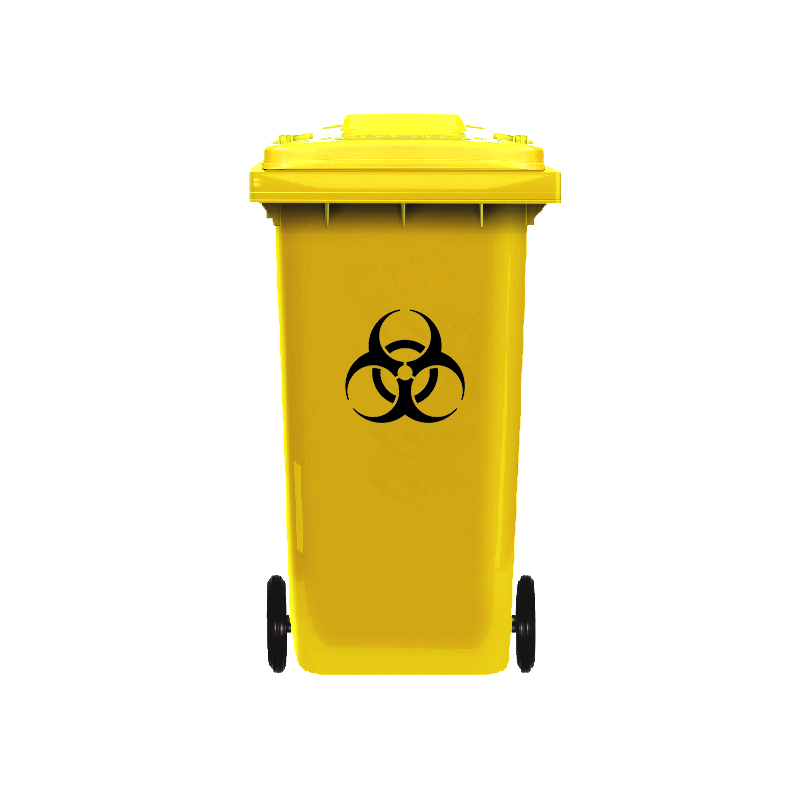 Thùng rác y tế 120 lít Paloca