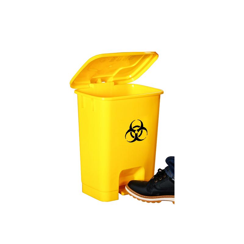 Thùng rác y tế 15l Paloca