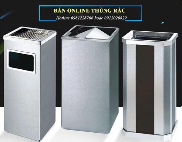Đặt mua thùng rác online: Nên hay Không?