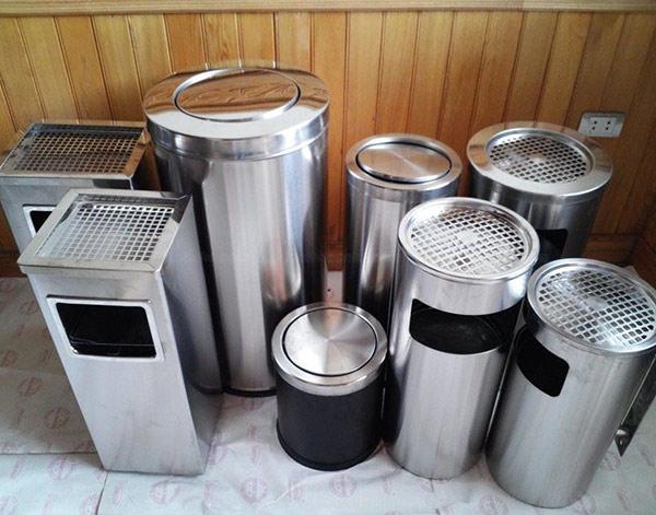 3 địa chỉ bán thùng rác inox chất lượng uy tín nhất thị trường Việt