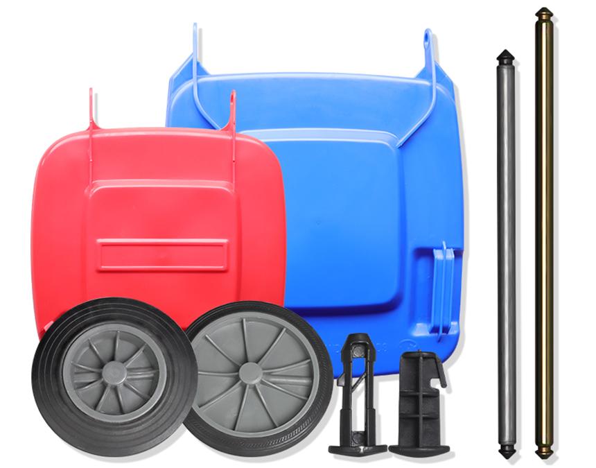 Địa chỉ cung cấp phụ kiện thùng rác nhựa uy tín